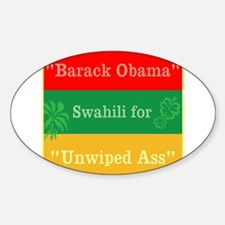 Swahili for Decal