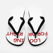 dr right Flip Flops