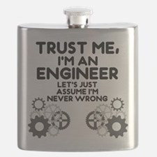 Trust me, I'm an Engineer Funny Flask