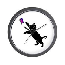 Funny Chase Wall Clock