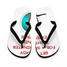 ecstacy Flip Flops