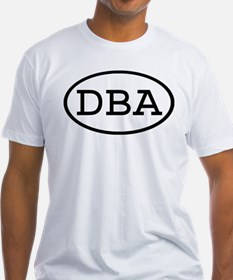 DBA Oval Shirt