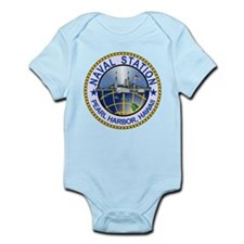 Naval Station Pearl Harbor Body Suit