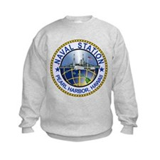 Naval Station Pearl Harbor Sweatshirt
