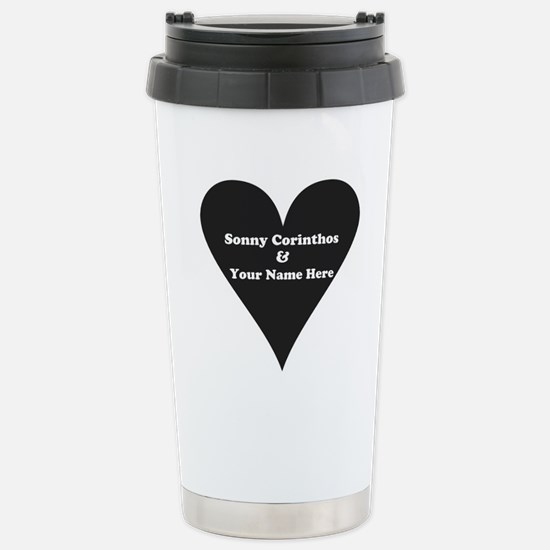Sonny Corinthos and You Stainless Steel Travel Mug