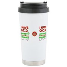 Unique Christmas Travel Mug