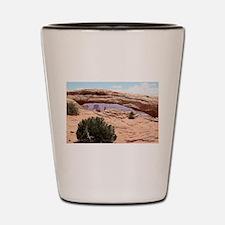 Mesa Arch, Canyonlands National Park, U Shot Glass