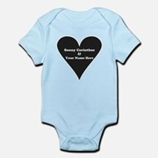 Sonny Corinthos and Your Name Infant Bodysuit