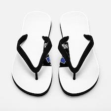 Ninja Medics Flip Flops