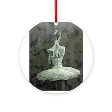 Backstage Ornament (Round)