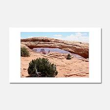 Mesa Arch, Canyonlands National Car Magnet 20 x 12