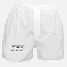 Proud Divergent Boxer Shorts