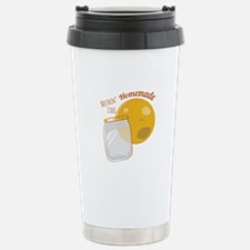Homemade Moonshine Travel Mug