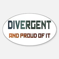 Proud Divergent Decal