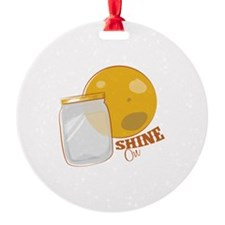 Shine On Ornament