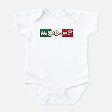 How You Doing? Infant Bodysuit