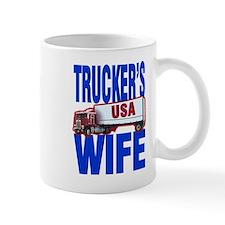 """Trucker's Wife"" Mug"