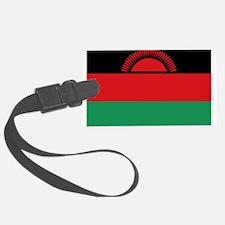 Malawi flag gift Luggage Tag