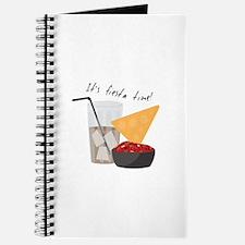 Fiesta Time Journal