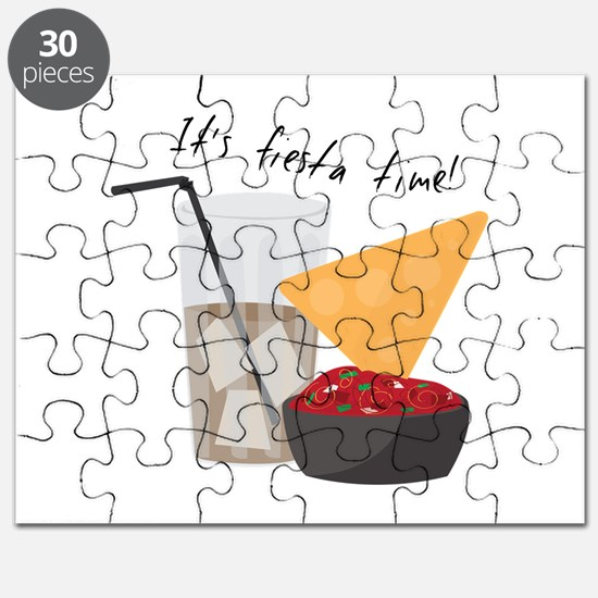 Fiesta Time Puzzle