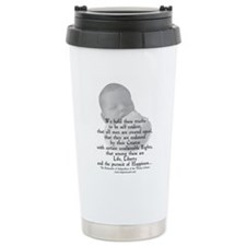 Cool Papal Travel Mug