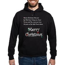 Merry Christmas (PL) Hoodie