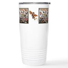 Cute Dragons Travel Mug