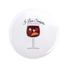 "Love Sangria 3.5"" Button (100 pack)"