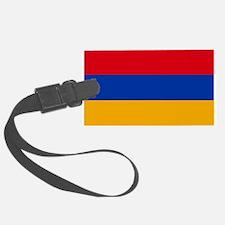 Armenia Flag Luggage Tag