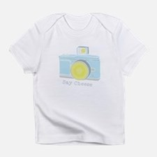 Say Cheese Infant T-Shirt