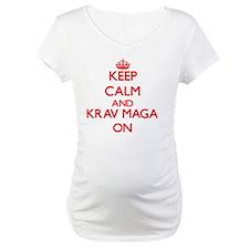 Keep calm and Krav Maga ON Shirt