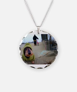 Dogz In the Hood Necklace