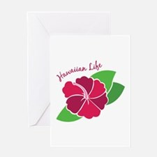 Hawaiian Life Greeting Cards