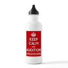 Cute Audition Water Bottle