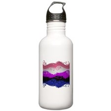 Gender Fluid Ornamenta Water Bottle