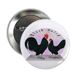 Black Dutch Chickens Button