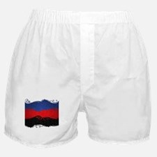 Polyamorous Ornamental Flag Boxer Shorts
