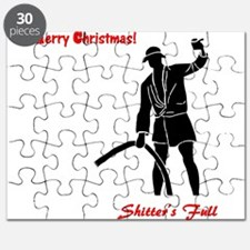 Merry Christmas - Shitter's Full Puzzle