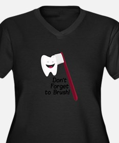 Dont Forget Plus Size T-Shirt