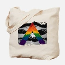 LGBT Ally Ornamental Flag Tote Bag