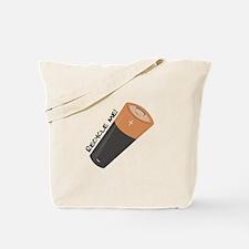 Recycle Me Tote Bag