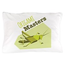 Origami Masters Pillow Case