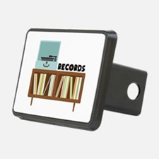 Records Hitch Cover