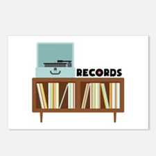 Records Postcards (Package of 8)