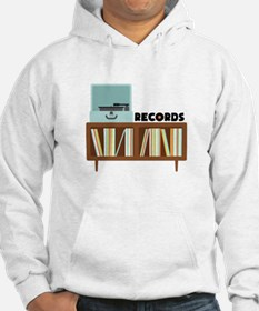 Records Hoodie
