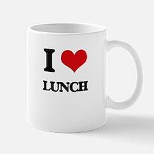 I Love Lunch Mugs