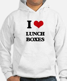 I Love Lunch Boxes Hoodie