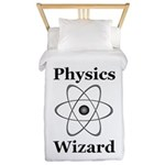 Physics Wizard Twin Duvet