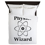 Physics Wizard Queen Duvet