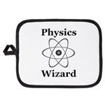 Physics Wizard Potholder
